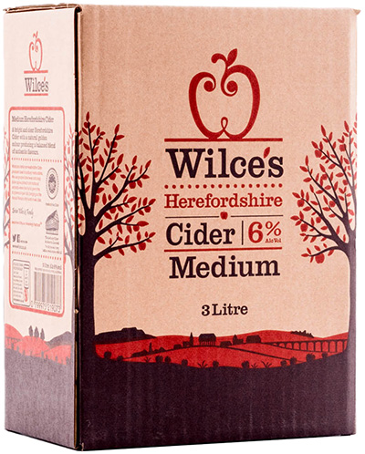 Wilces Draught Cider